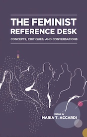 Feminists Reference Desk (cover)