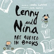 Lenny and Nina are Buried in Books